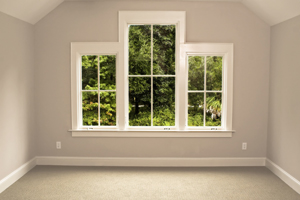 Vinyl casement window